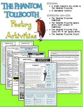 The Phantom Tollbooth Poetry Kit (6 poems & 14 activities)