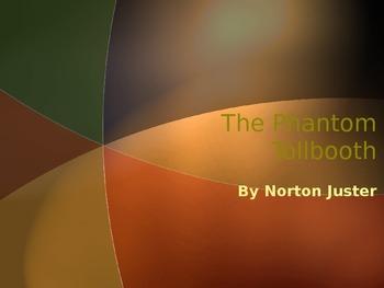 The Phantom Tollbooth PowerPoint