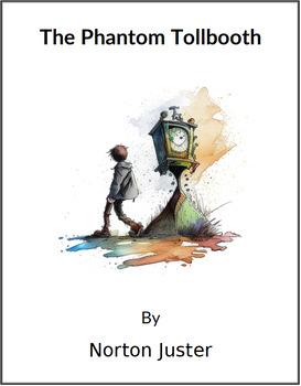 The Phantom Tollbooth - (Reed Novel Studies)