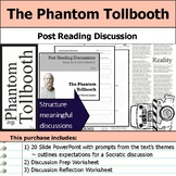 The Phantom Tollbooth - Socratic Method - Post Reading Discussions