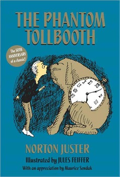 The Phantom Tollbooth Vocabulary