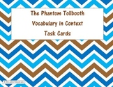 The Phantom Tollbooth Vocabulary Task Cards
