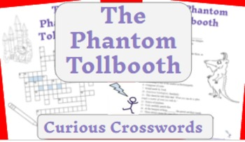 The Phantom Tollbooth- Worksheet