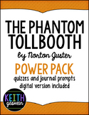The Phantom Tollbooth Power Pack: 20 Prompts and 10 Quizze