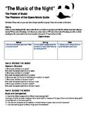 The Phantom of the Opera Movie Guide