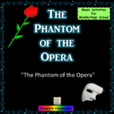 "The Phantom of the Opera: Music Activities: ""The Phantom o"