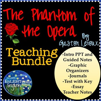 The Phantom of the Opera Teaching Resources