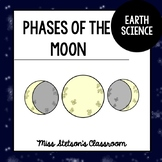 The Phases of the Moon Powerpoint & PDF