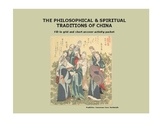 The Philosophical & Spiritual Traditions of China