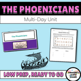 The Phoenicians: Multi-Day Unit   (Including Notice and No