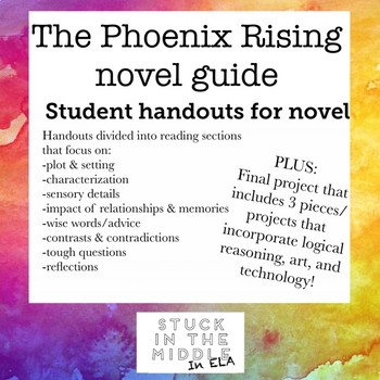 The Phoenix Rising Novel Guide and Projects