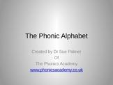 The Phonic Alphabet