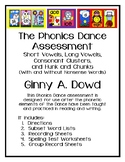 The Phonics Dance Assessment