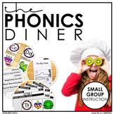 The Phonics Diner: Kindergarten Phonics Curriculum (Small Group)