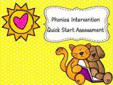 The Phonics Mastery Program- Phonics Intervention Quick St