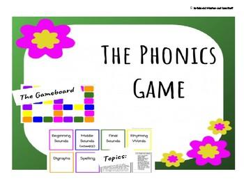 The Phonics game