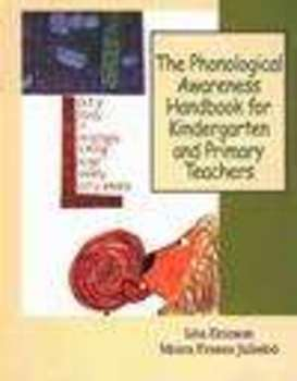 The Phonological Awareness Handbook for Kindergarten