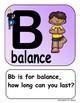 The Physical Education Alphabet Book