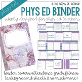 The Physical Education Teacher Binder | Second Edition