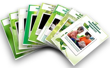 The Physical Environment Poster Pack