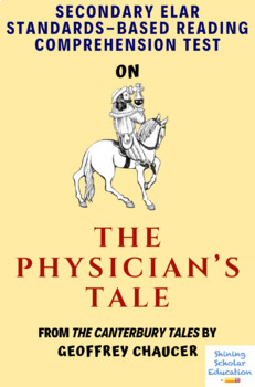 The Physician's Tale from The Canterbury Tales Reading Comprehension Test Quiz