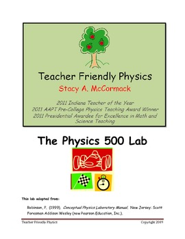 The Physics 500 Lab