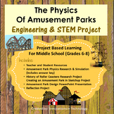 The Physics of Amusement Park Rides