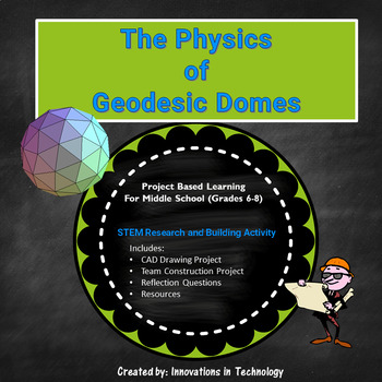 The Physics of Geodesic Domes - STEM Design and Constructi