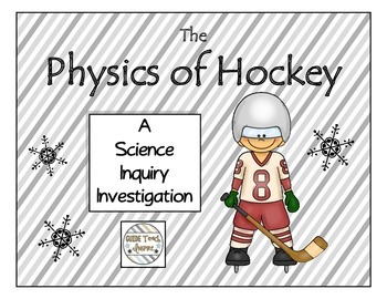 Hockey Science - The Physics of Hockey  - Easy Science Investigation!