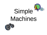 The Physics of Simple Machines