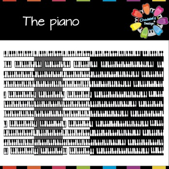 The Piano Clips