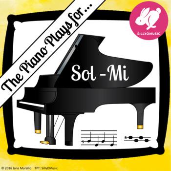 Sol-Mi Solfege PowerPoint Game (solfa, sight-singing)