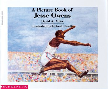 The Picture Book of Jesse Owens guided reading comprehension packet