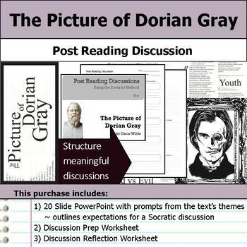 The Picture of Dorian Gray Unit Bundle