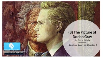 The Picture of Dorian Gray (3) Chapter 3