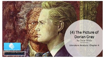 The Picture of Dorian Gray (4) Chapter 4