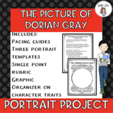The Picture of Dorian Gray Characterization Portrait Proje