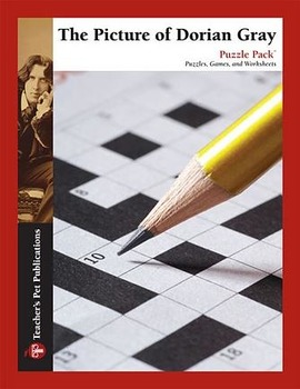 The Picture of Dorian Gray: Puzzle Pack - Crosswords, Work