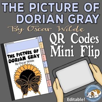 The Picture of Dorian Gray QR Mini Flip