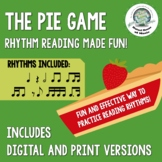 Competitive Rhythm Reading Game Print OR Digital Interactive Distance Learning