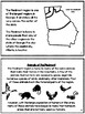 The Piedmont Region-Printable Reader and Activity Book