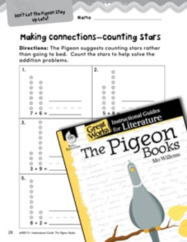 The Pigeon Books Making Cross-Curricular Connections