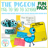 The Pigeon Has To Go To School Fun Back