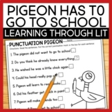 The Pigeon Has to Go to School Learning Through Literature