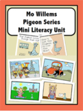 The Pigeon Loves Things That Go and Other Mo Willems Books Literacy