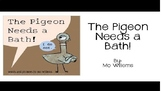 The Pigeon Needs a Bath Activity