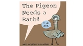 The Pigeon Needs a Bath Prompts