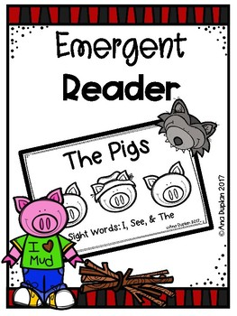 The Pigs Emergent Reader