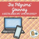 The Pilgrims' Journey: A Thanksgiving Digital EduEscape™ Game for Google®