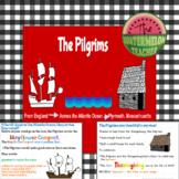 The Pilgrims:  A Concise and Precise Slide Deck Presentation